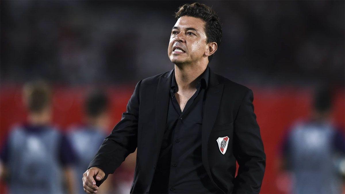 Marcelo Gallardo es el preferido de muchos para dirigir a la Selección Argentina.