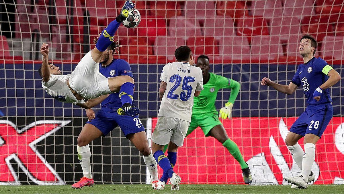 PSG y Chelsea pasaron a las semifinales