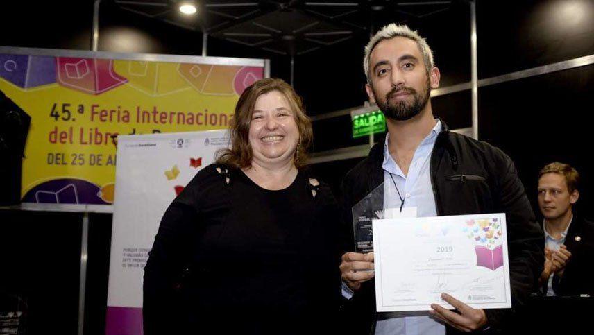 El gran proyecto pro lectura de una escuela fue premiado en un concurso nacional