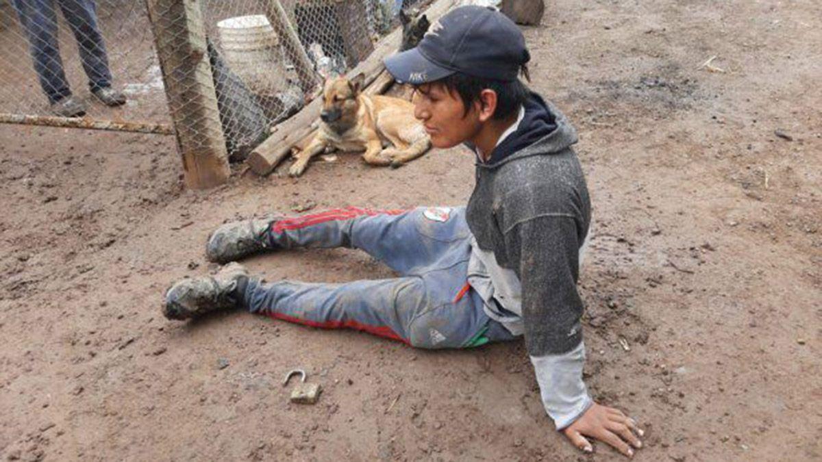 El dueño de una chacra en Colonia Segovia atropelló con un tractor a integrantes de una familia que trabajaba para él