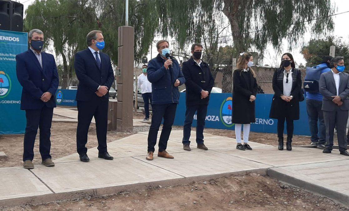 El gobernador Rodolfo Suarez habló de las restricciones en Mendoza durante la cuarentena