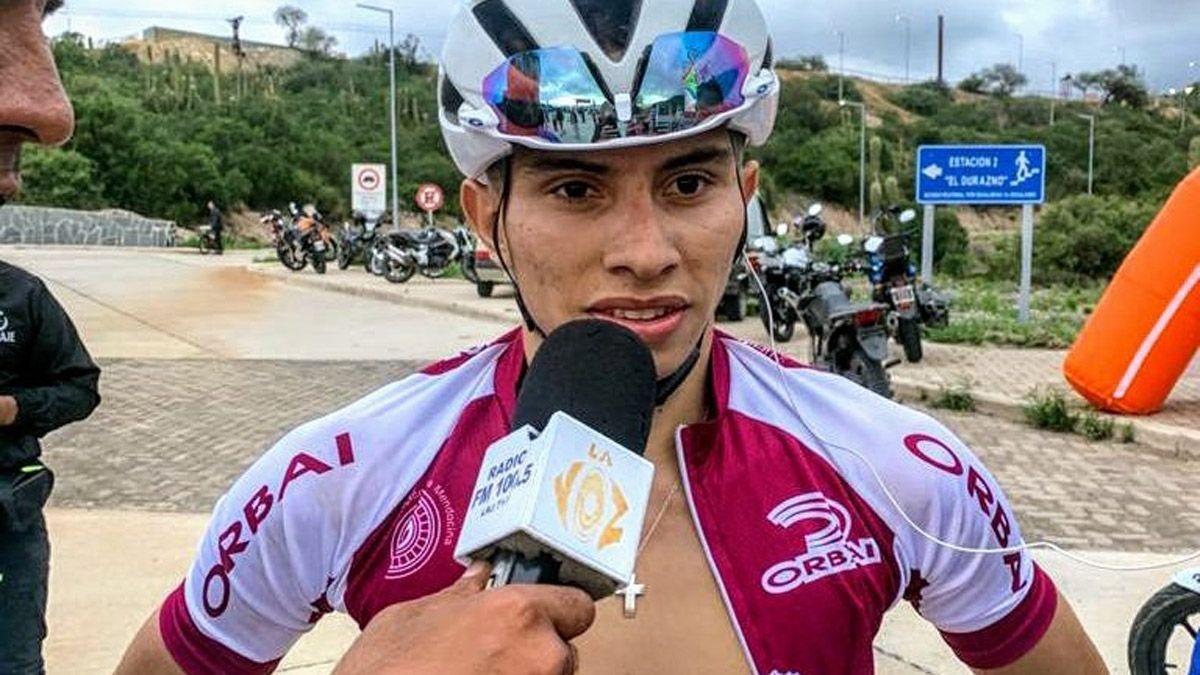 Matías Pérez se bañó de oro en Chilecito