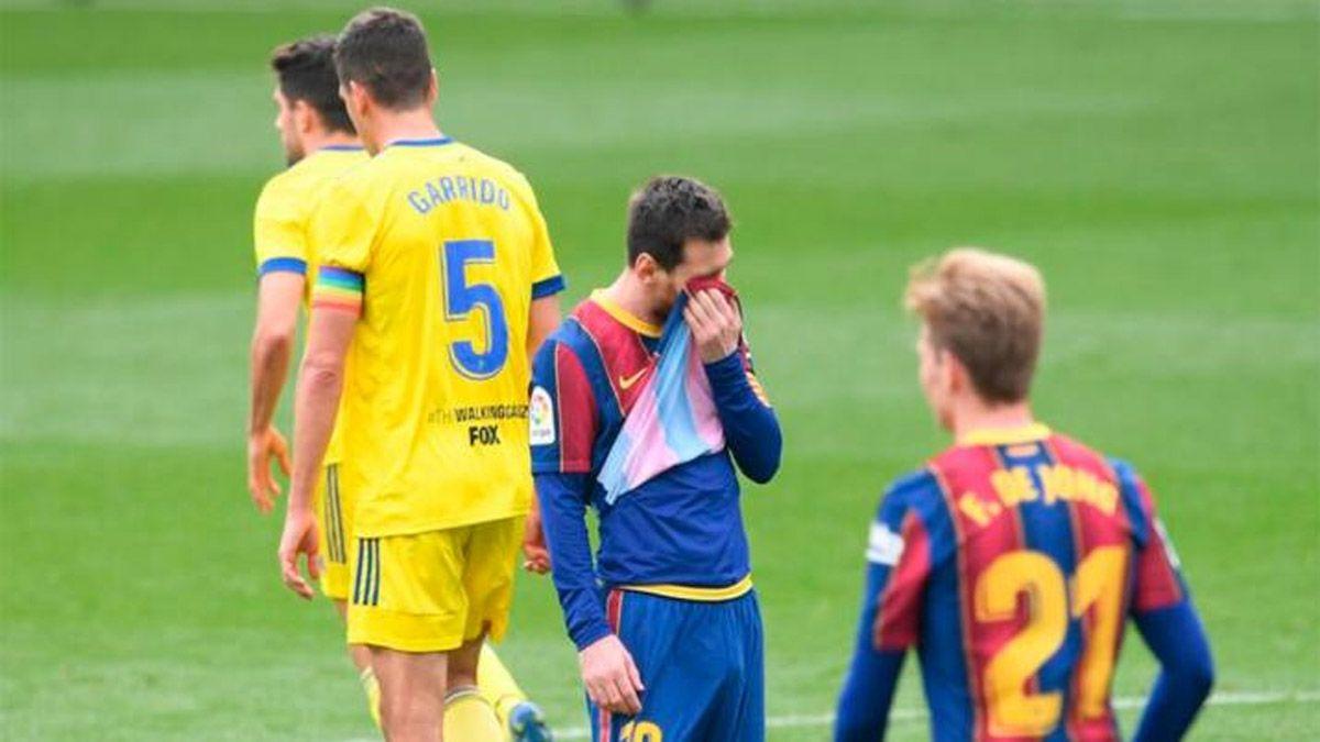 Barcelona empató y desaprovechó una gran chance
