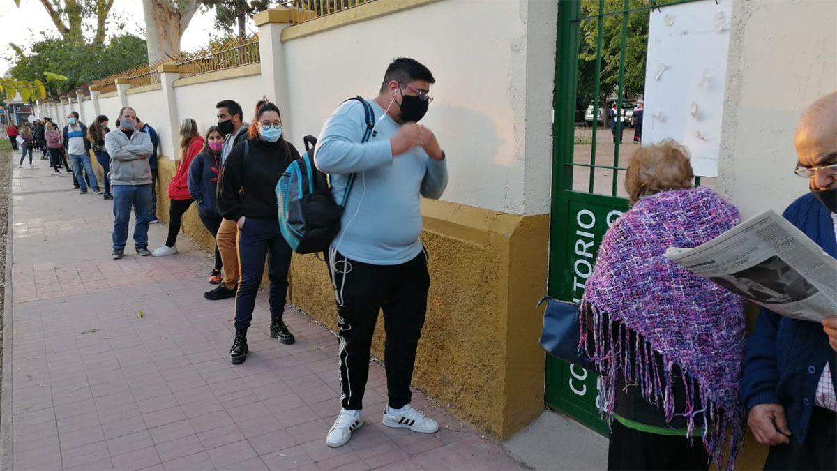 Con el aumento de los casos de coronavirus en Mendoza