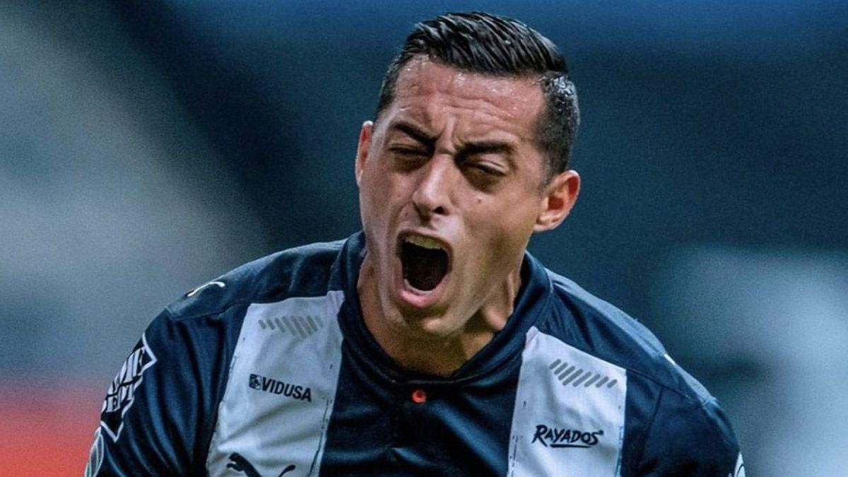 Rogelio Funes Mori es el goleador del torneo mexicano