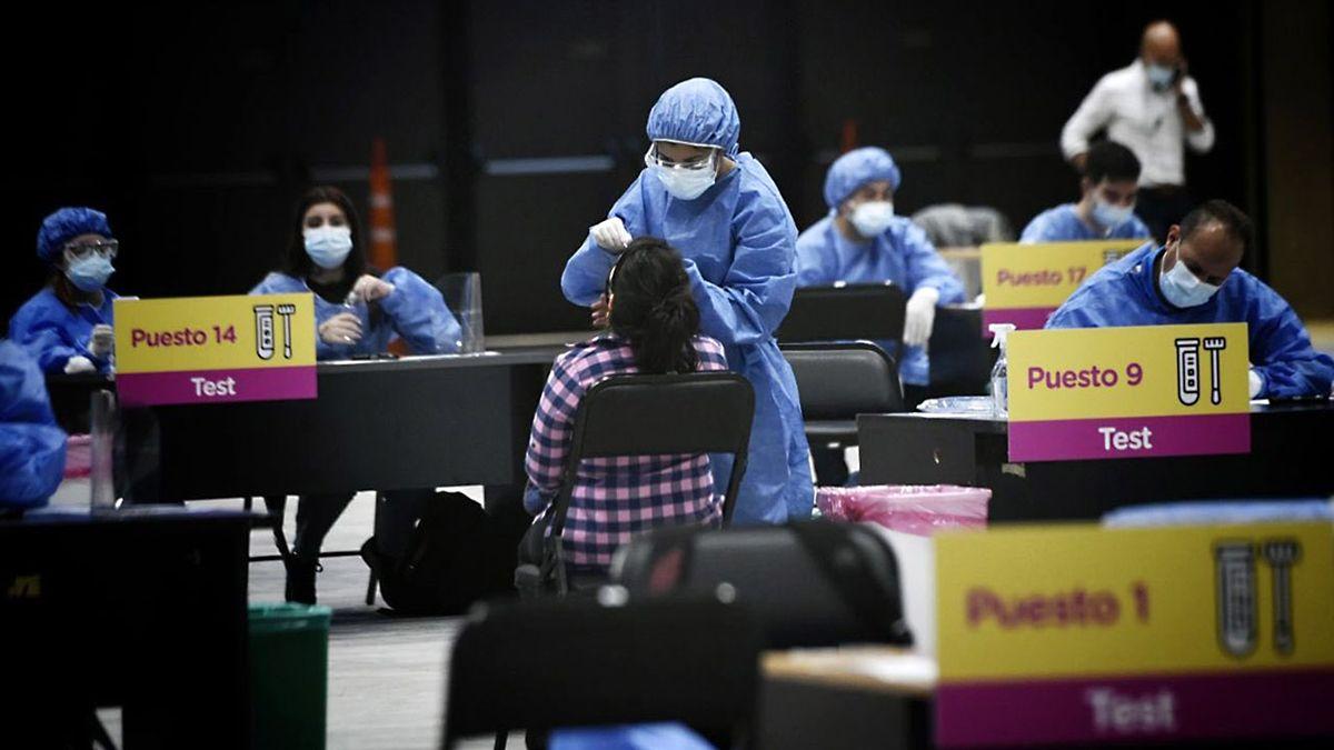 Casi 30 mil nuevos casos de Covid en Argentina.
