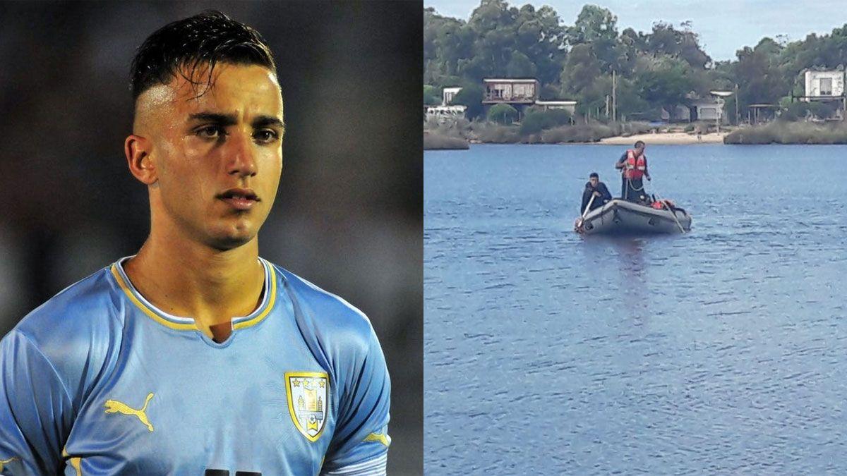 Encontraron sin vida al futbolista Franco Acosta