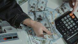 Durante julio el dólar blue ya subió $17.