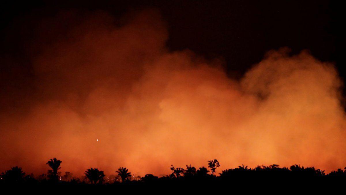 Los incendios mutan por el cambio climático y hay zonas vulnerables en Argentina