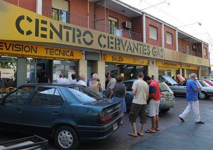 Robaron la caja fuerte de Cervantes Gas: se llevaron $100.000