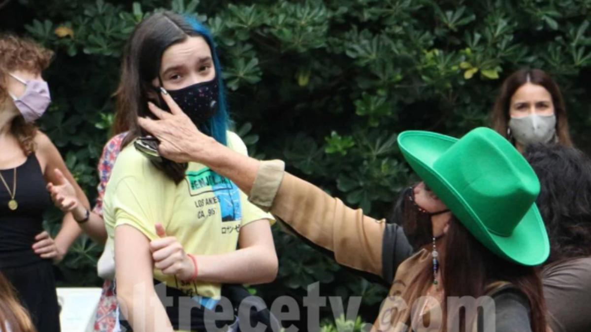 Así está hoy Helena Tuñón, la hija de Sofía Gala y nieta de Moria Casan