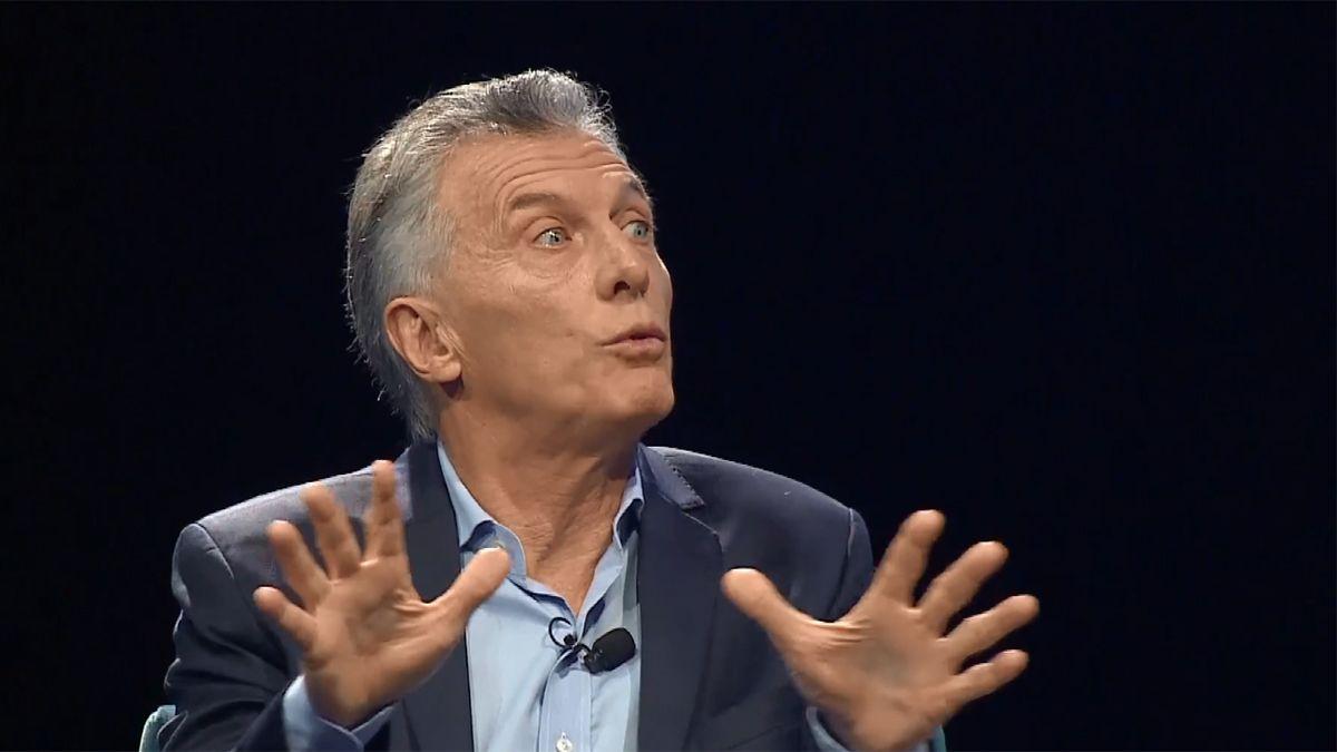 Macri criticó nuevamente a Alberto Fernández.