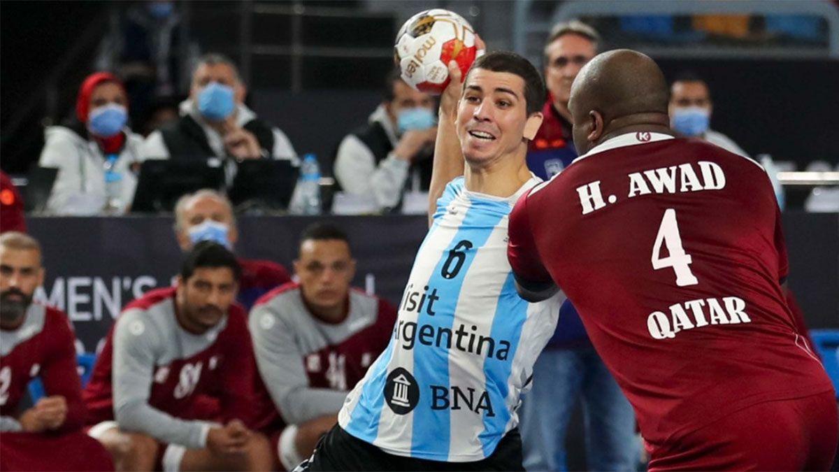 El lamento de Diego Simonet tras la eliminación de Argentina
