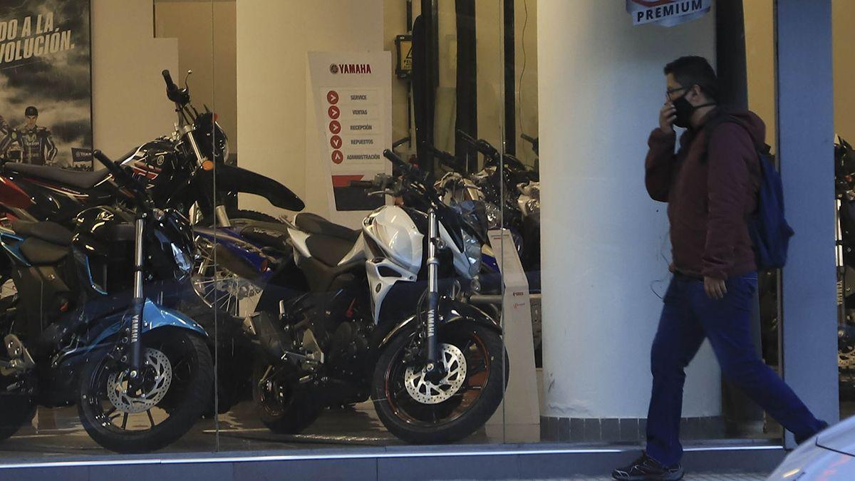 El Gobierno lanzó una nueva línea de créditos para la compra de motos.