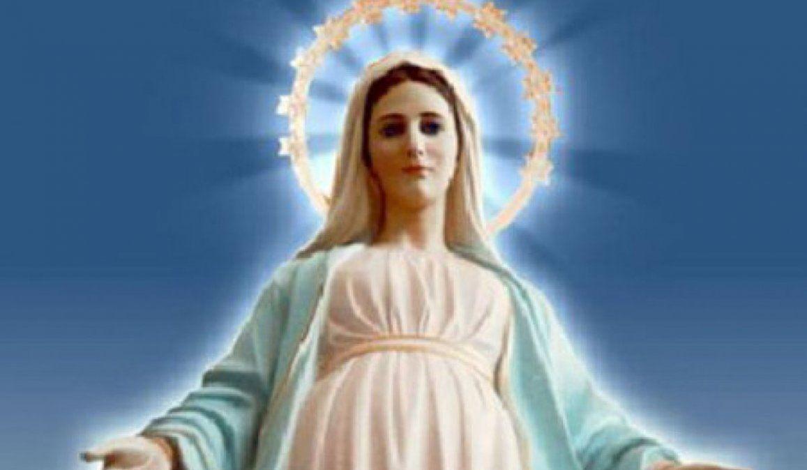 Hoy es feriado o día no laborable: el 8 de diciembre se celebra el Día de la Inmaculada Concepción de María