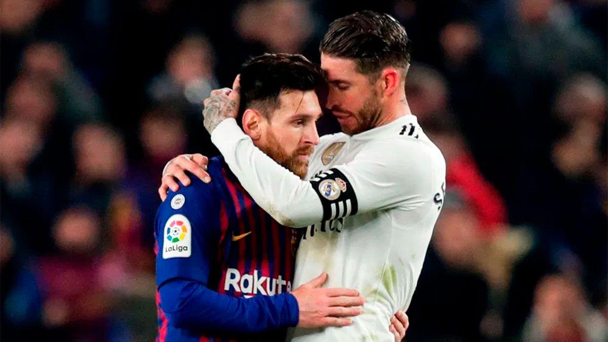 Messi y Sergio Ramos están en las mismas condiciones: escuchar ofertas de otros clubes.