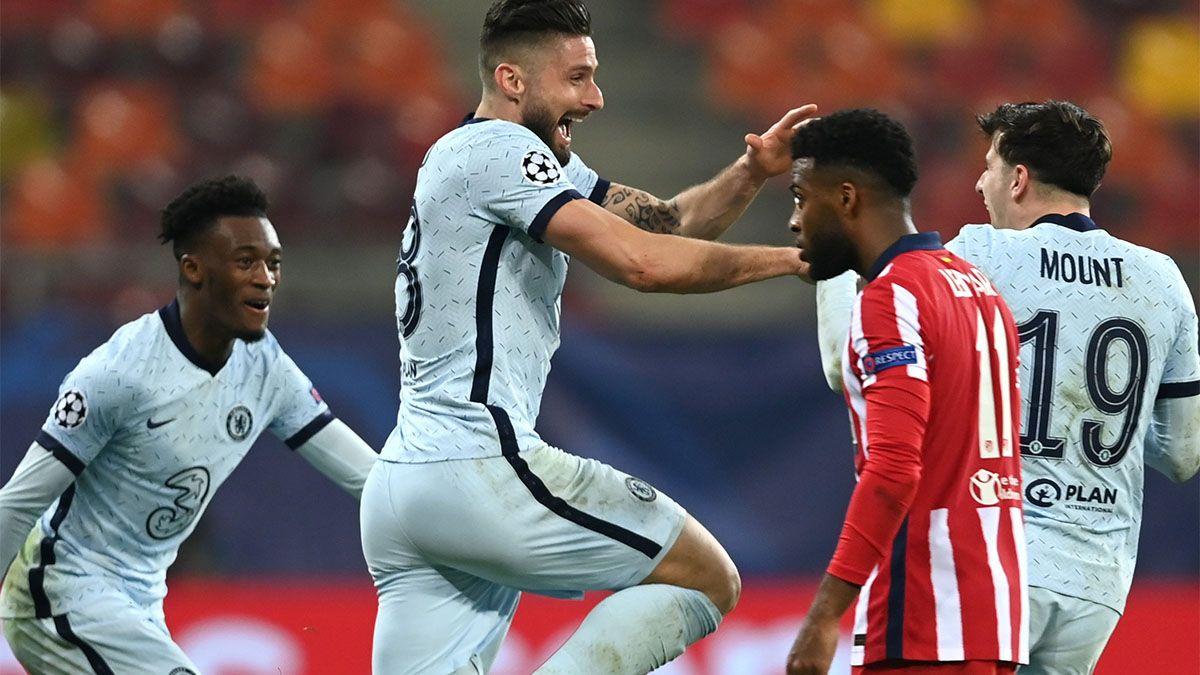 Joaquín Correa marcó, pero Lazio fue goleado por Bayern