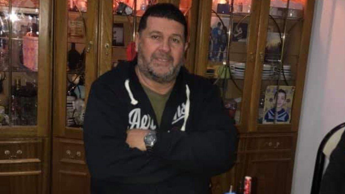El kiosquero Héctor Quiroga, víctima del crimen en Maipú.