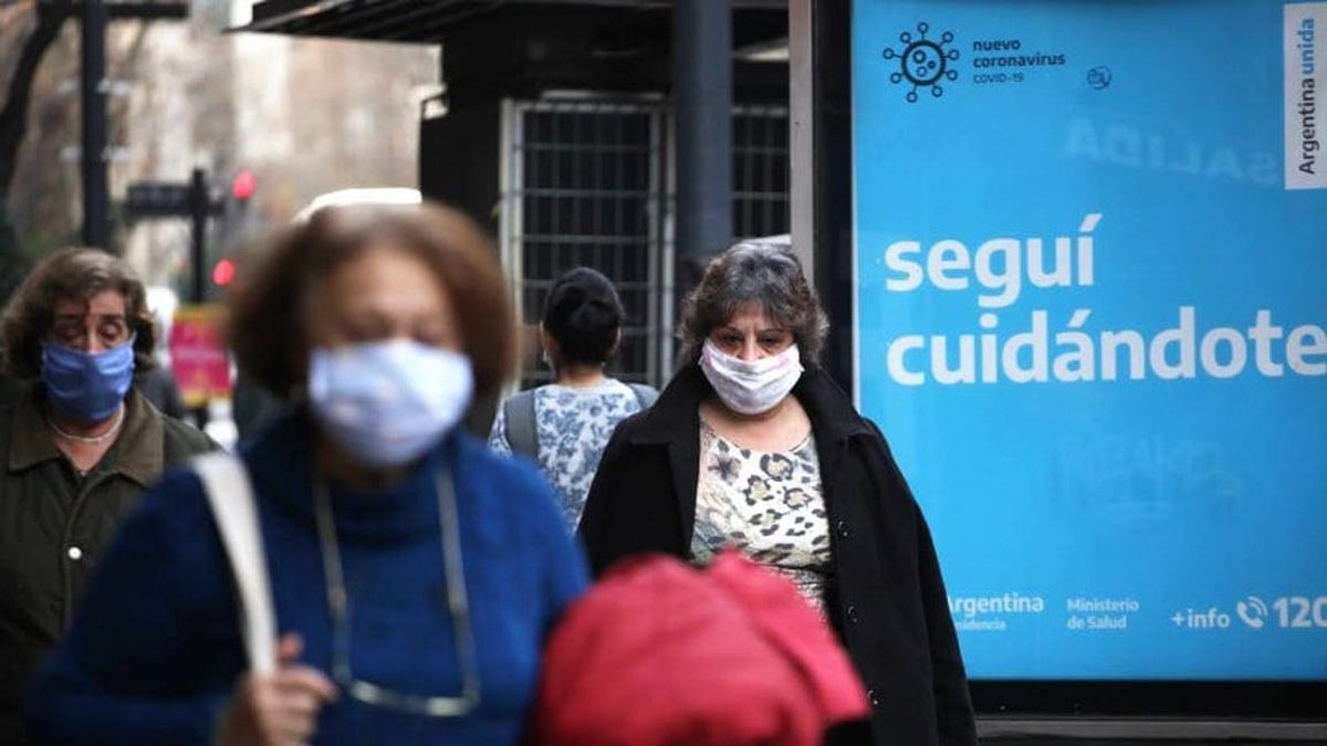 Esta vez Mendoza se sumó a las nuevas restricciones dispuestas por la Nación relacionadas con el confinamiento estricto.