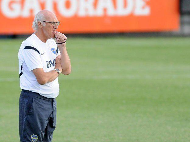 Bianchi analiza repetir la formación para visitar a Nacional