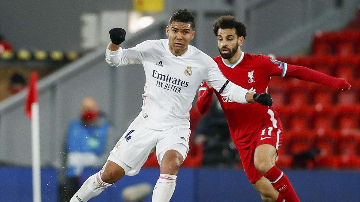 Real Madrid y Manchester City, a semifinales de la Champions