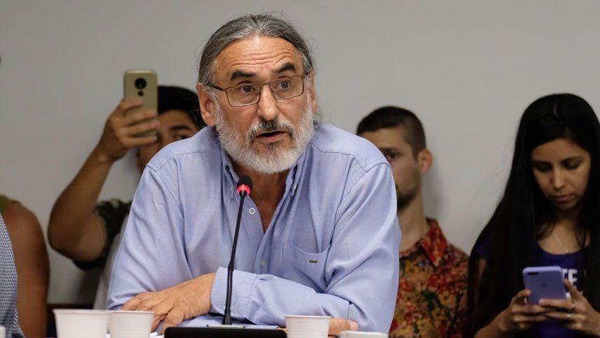 Luis Basterra criticó a la Mesa de Enlace y destacó el acuerdo con el Consejo Agroindustrial