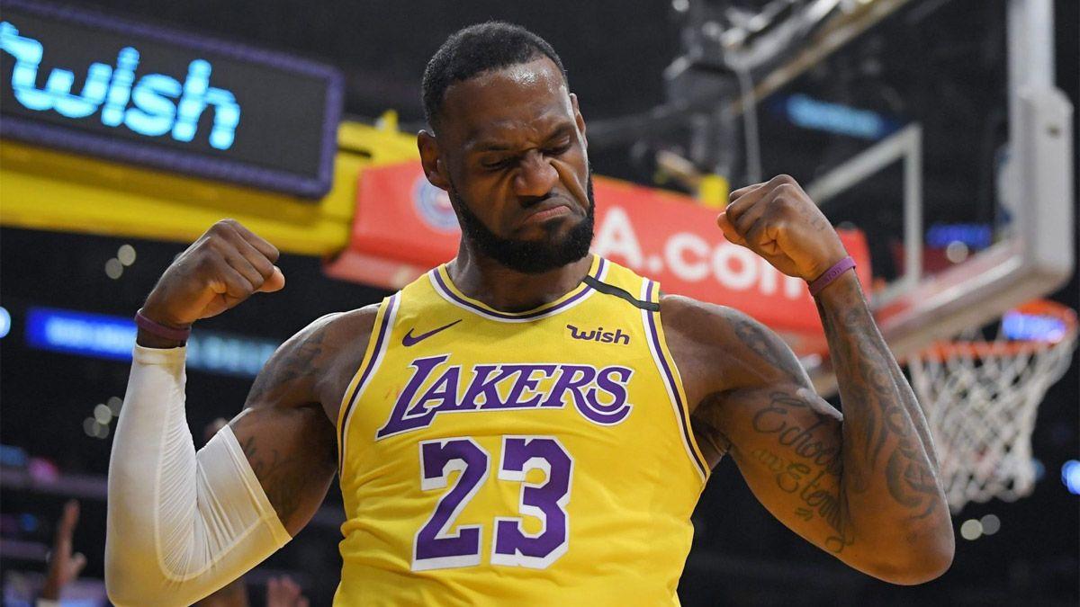 LeBron James cambió de opinión y la NBA se reanudará