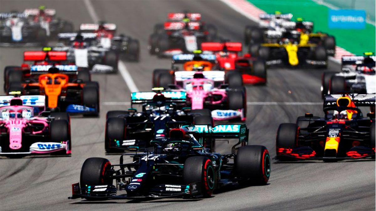 Fórmula 1: presentaron el tentativo calendario 2021
