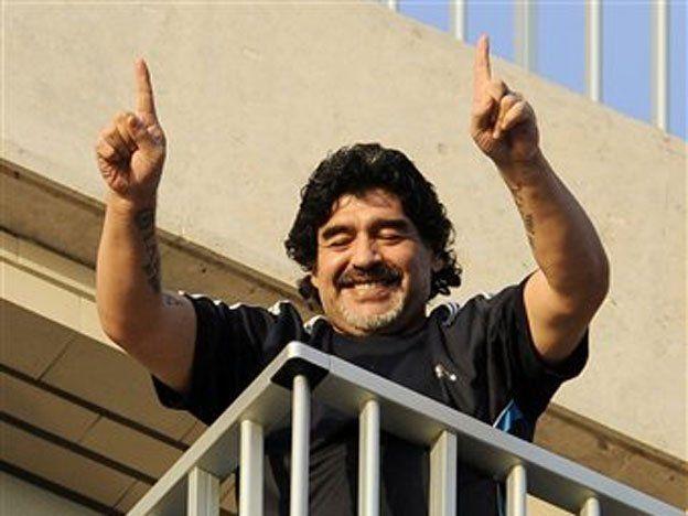 Diego Maradona podría llegar al Montpellier de Francia