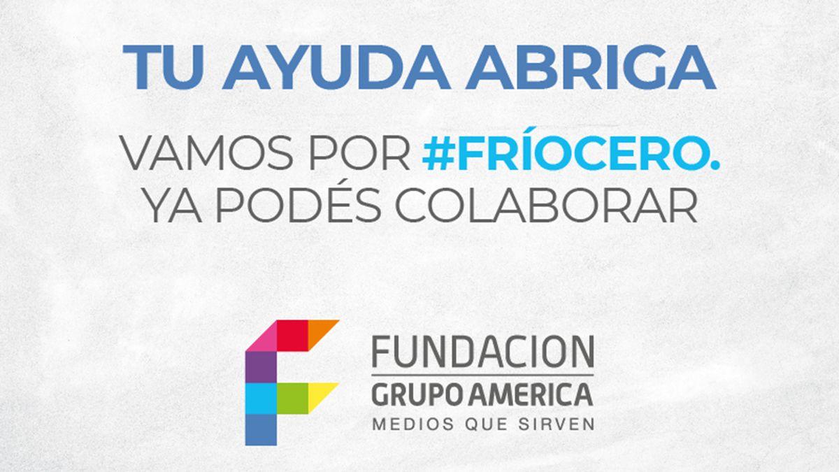 Esta cuarta edición de la campaña Frío Cero necesita la ayuda y la solidaridad de todos los mendocinos.