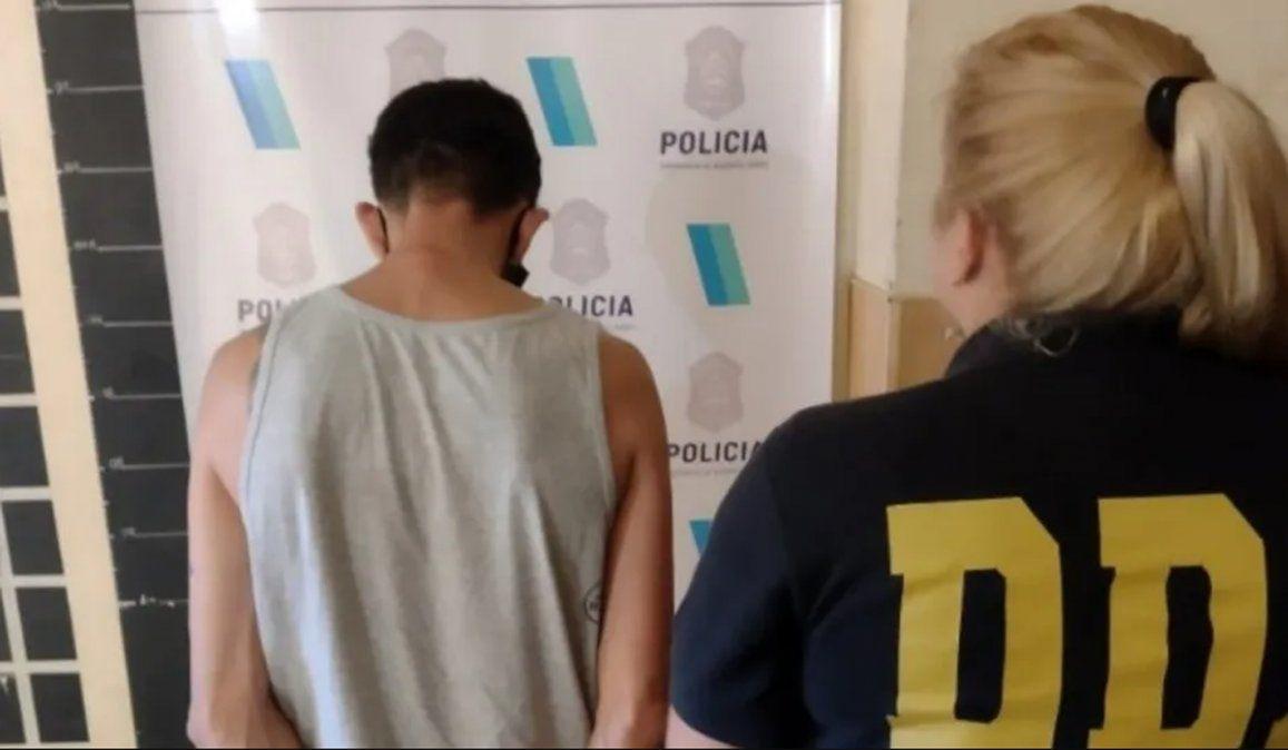 Un hombre fue detenido acusado de golpear y violar a su ex novia