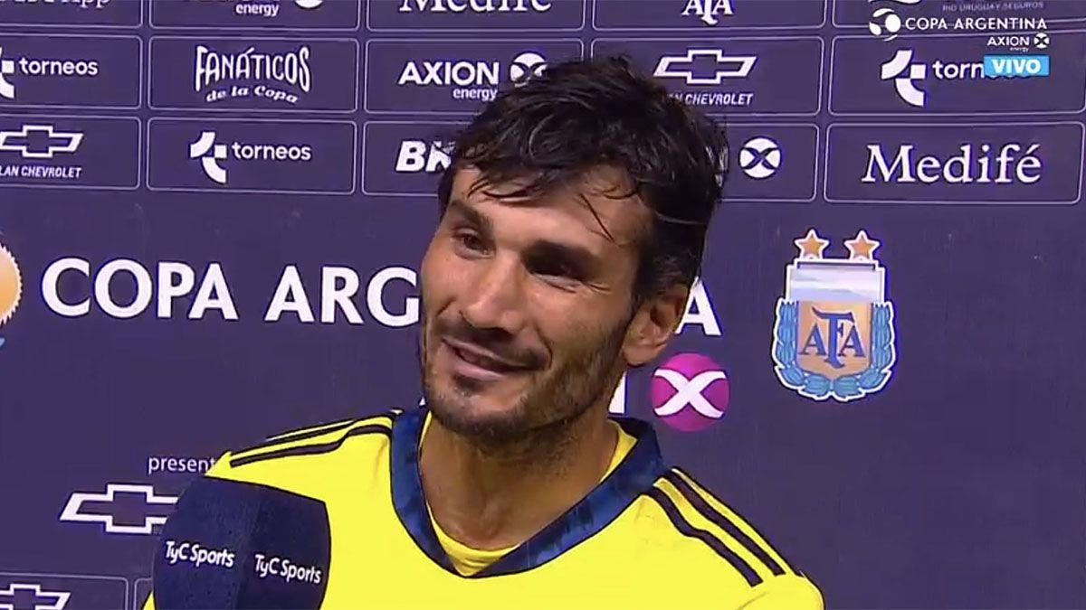 Javier García: Estoy feliz por volver a jugar a la pelota