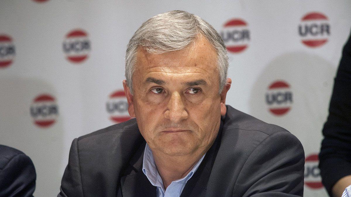 El gobernador de Jujuy Gerardo Morales aseguró que el radicalismo tiene que llevar su candidato a Presidente en 2023