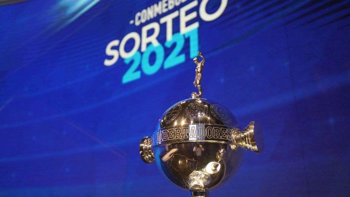 Día y hora del sorteo de los octavos de la Libertadores