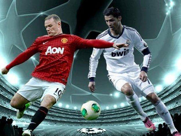 Manchester United y Real Madrid se juegan el pase a cuartos