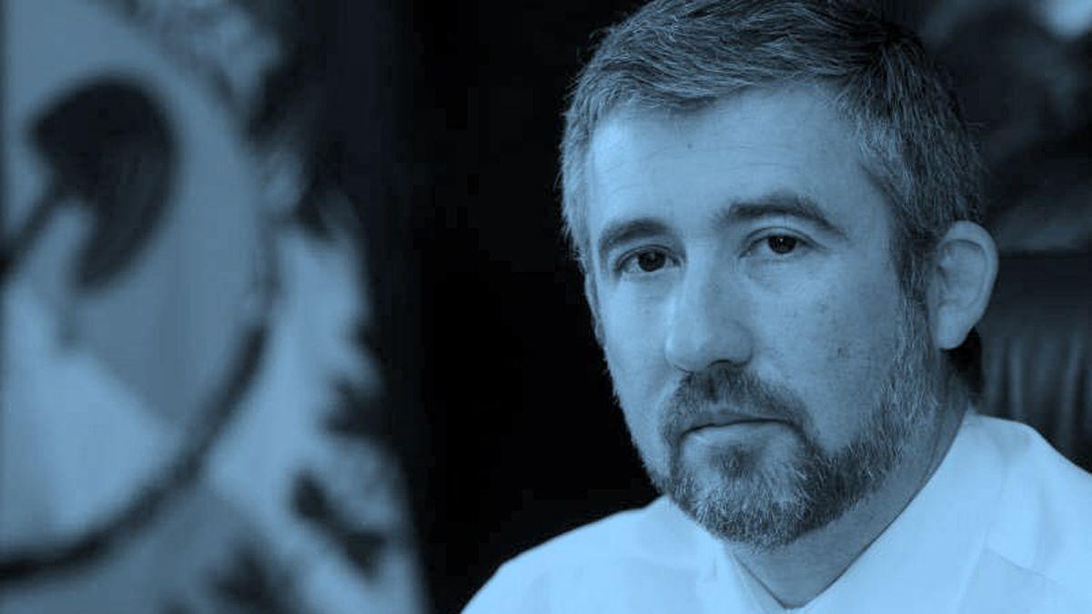 Sergio Saracco, presidente de la Asociación Argentina de Toxiología.