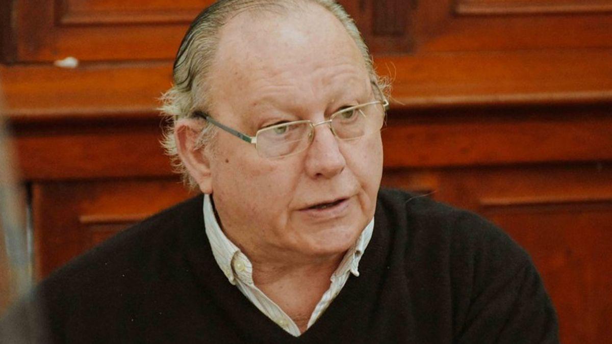 Federico Bogdan falleció por coronavirus.