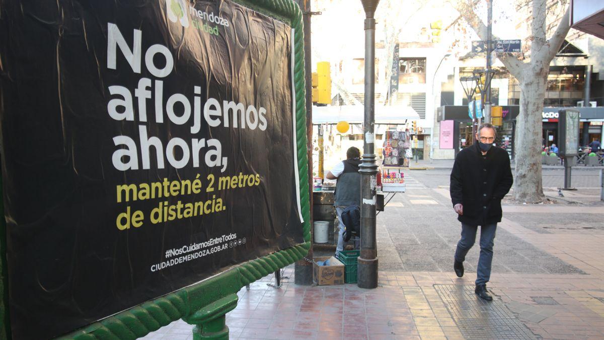 La provincia analiza volver a Fase 1 por el coronavirus en Mendoza