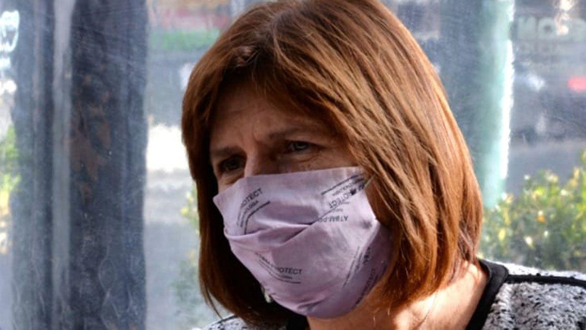 Patricia Bullrich dijo que Pfizer pidió coimas al Gobierno para negociar sus vacunas. El laboratorio salió a desmentirla.