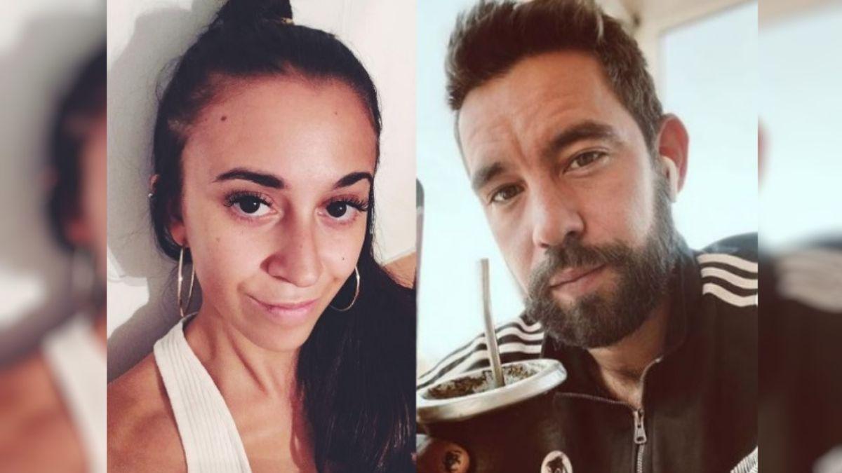 Agustín Sierra le contestó a Nai Awada: Me atacó con todo y después la siguió por redes