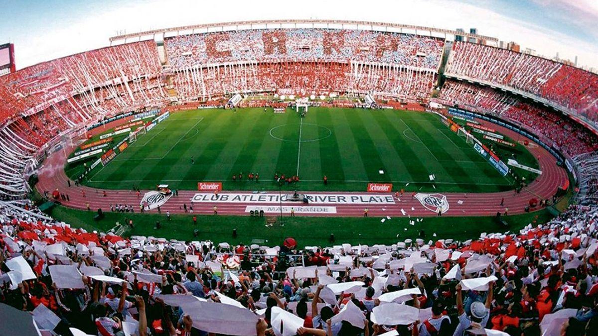 El Monumental recibirá a 36 mil hinchas en el Superclásico entre Boca y River.