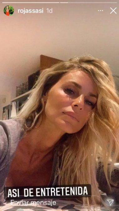 ¿Qué hizo? La foto de Sabrina Rojas en su fin de semana soltera: Así de entretenida