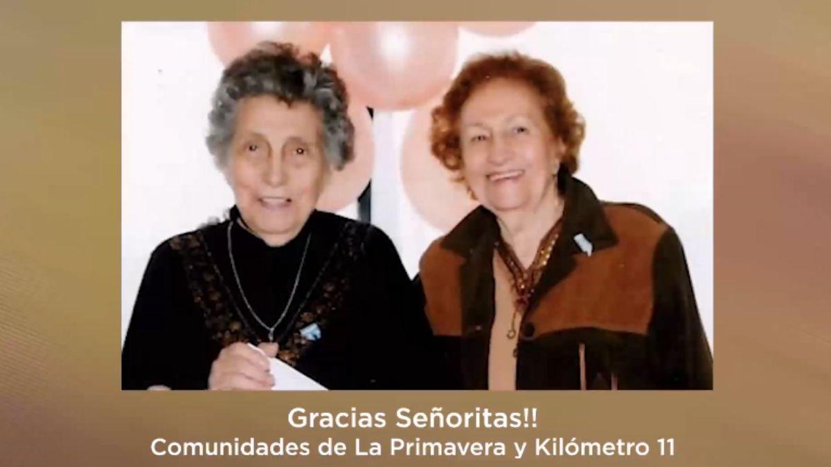 Maestras ejemplares. Las hermanas Virginia y Agustina Argumedo