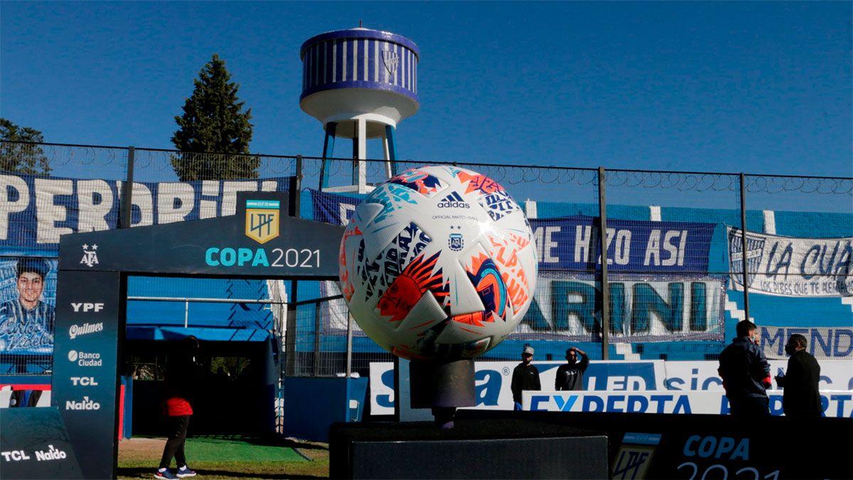 El Tomba visitará a Colón el domingo desde las 21. (Gentileza Prensa Godoy Cruz).