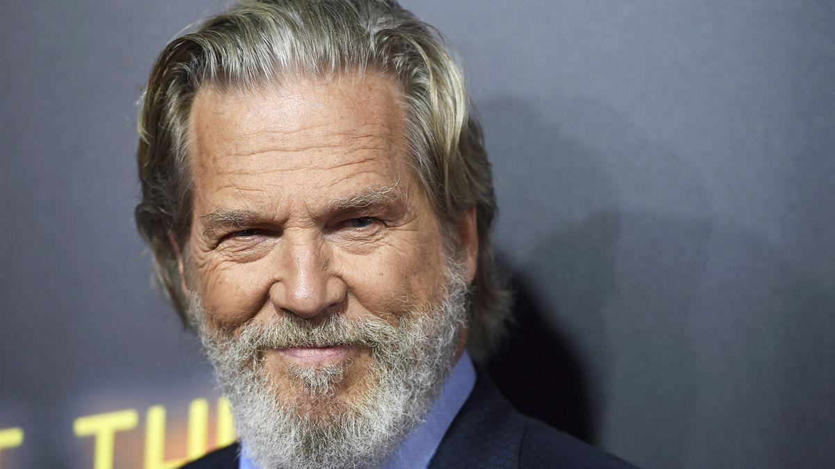 Jeff Bridges anunció que tiene cáncer linfático.