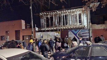 Desbarataron una fiesta clandestina de 77 jóvenes en Godoy Cruz