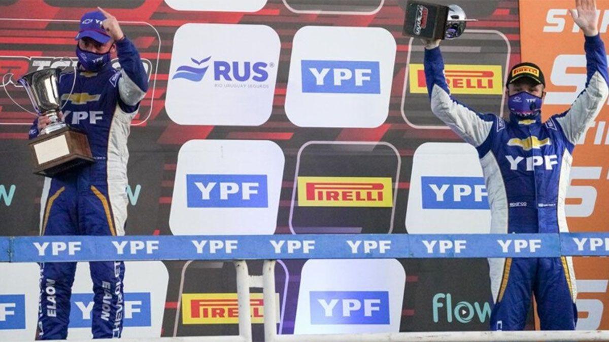 Ganó Agustín Canapino y Berni Llaver fue tercero