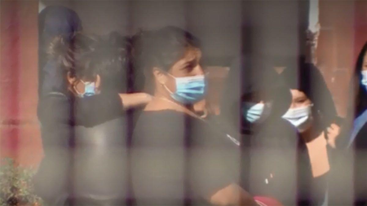 Del telo a la comisaría en Chile: 87 huéspedes terminaron presos.