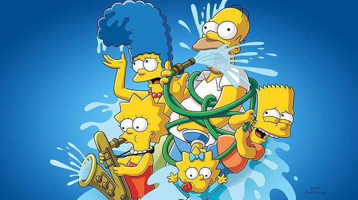 Un fan descubrió en qué momento perdieron gracia Los Simpson