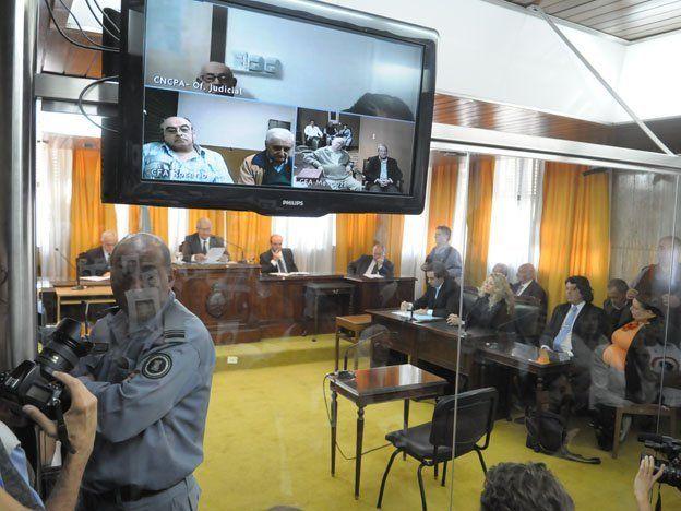 A 7 genocidas los condenaron a perpetua y 5 ya están en la cárcel